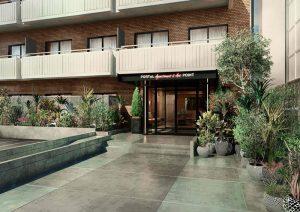 PORTAL Apartment & Art POINT 外観