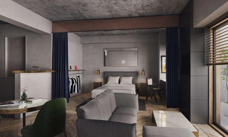 PORTAL Apartment & Art POINT 内観