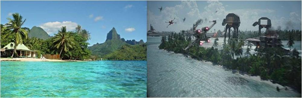 モルディブ共和国 遠隔環礁