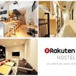Rakuten STAY HOSTEL Art cafe & bar Osaka Shinsaibashi