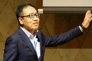 ソフトバンク株式会社代表取締役社長執行役員兼CEO・宮内謙氏