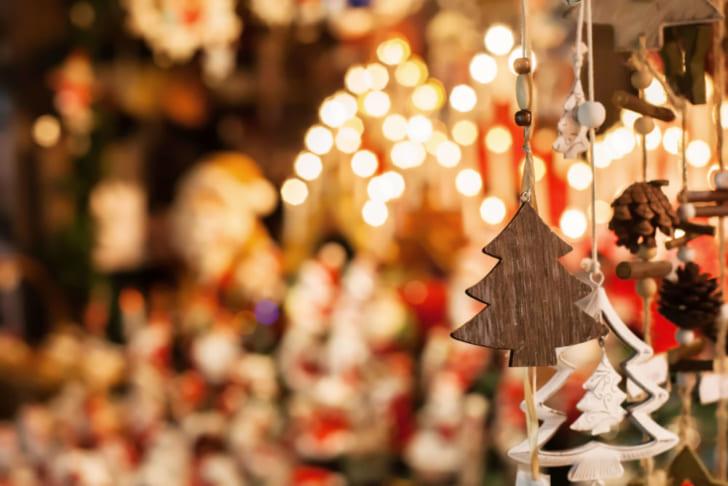 Stairway-ヨーロッパのクリスマス・フォトジェニックイベント
