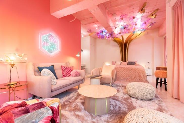 MOSHI MOSHI ROOMS -SAKURA-