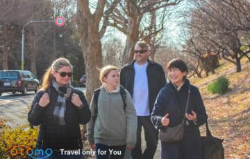 otomo、三井住友海上と契約、旅行者とガイドに保険を無償提供。業界初のガイド向け休業補償も