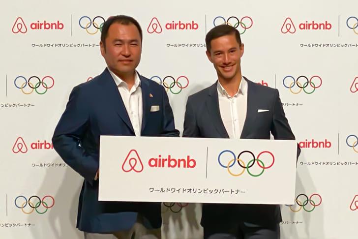 Airbnbと国際オリンピック委員会(IOC)が公式パートナー契約を締結