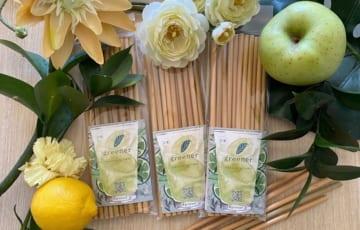 greener nature straws(グリーナーネイチャーストロー)