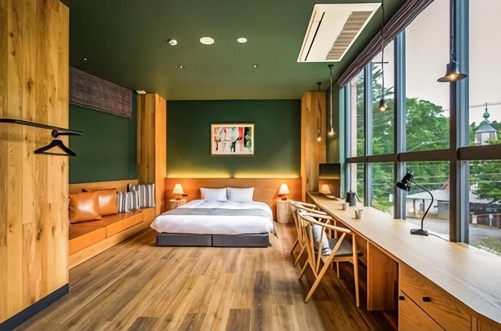 HOTEL KARUIZAWA CROSS客室
