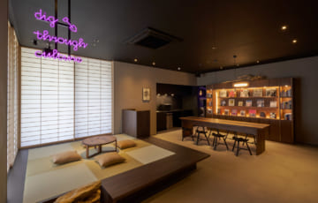 Airbnb、オレンジ・アンド・パートナーズと共同プロデュースによる民泊運用型宿泊施設「YANAKA SOW」が5月1日にオープン