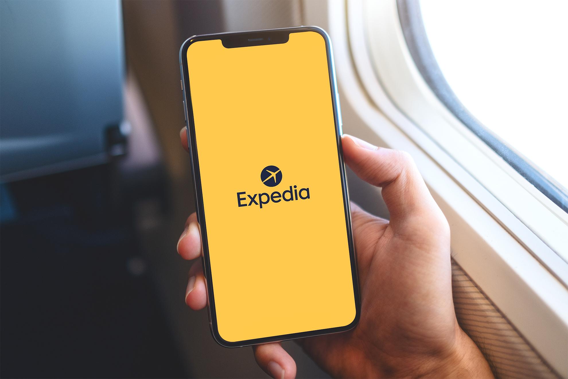 エクスペディア×スマートフォン