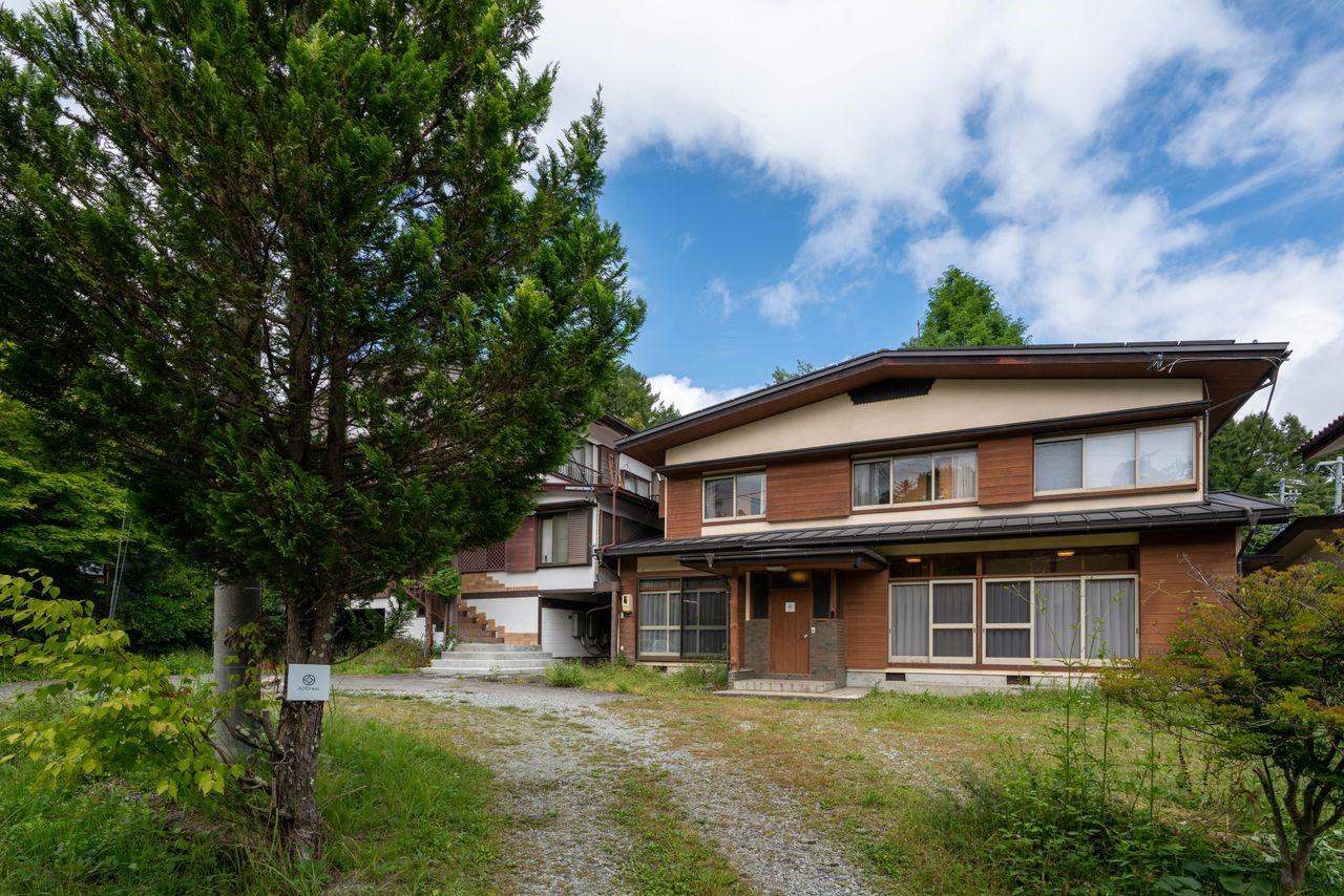 ADDressの家の一つ、軽井沢A邸