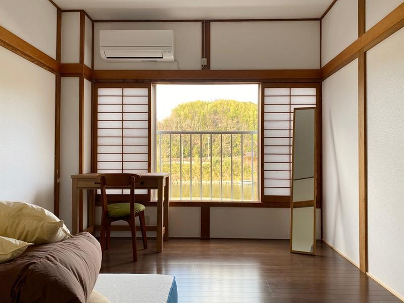 愛媛県大洲A邸の個室内観