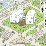 MUJI HOUSE、北海道上士幌町に「無印良品の家」のワーケーション施設を2022年4月に開業