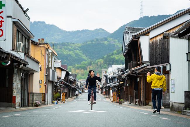 みのシェアリング、岐阜県美濃市の長屋を改修した国内初の町ごとシェアオフィス「WASITA MINO」の事前体験申込を開始