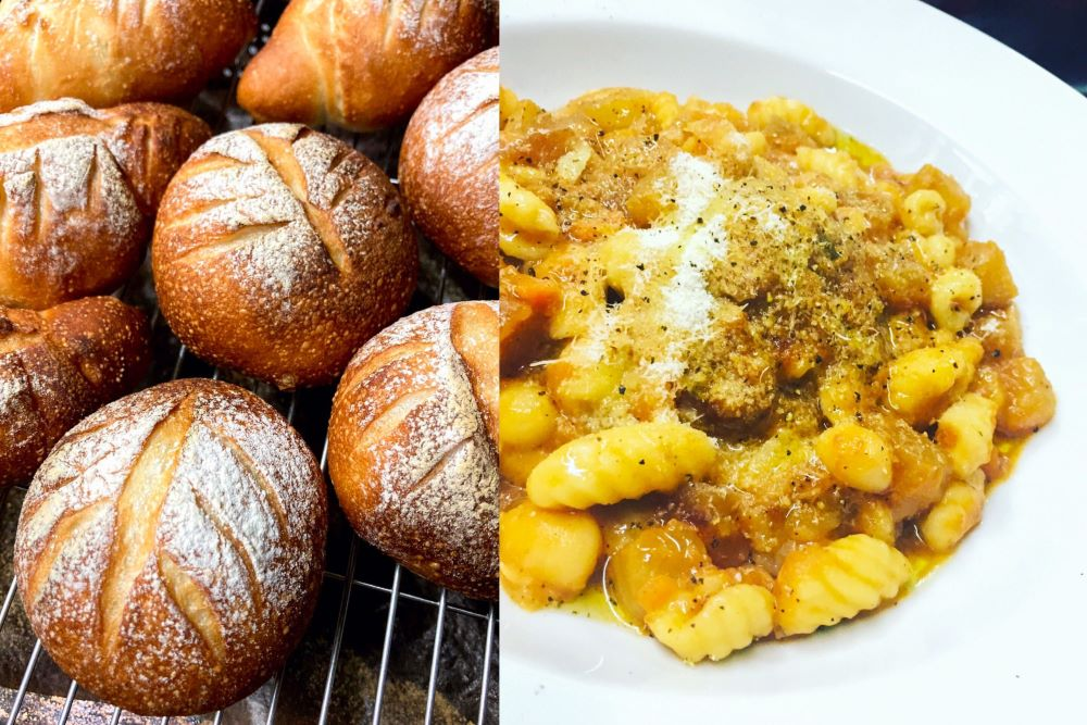 IL BOSCOで提供している料理