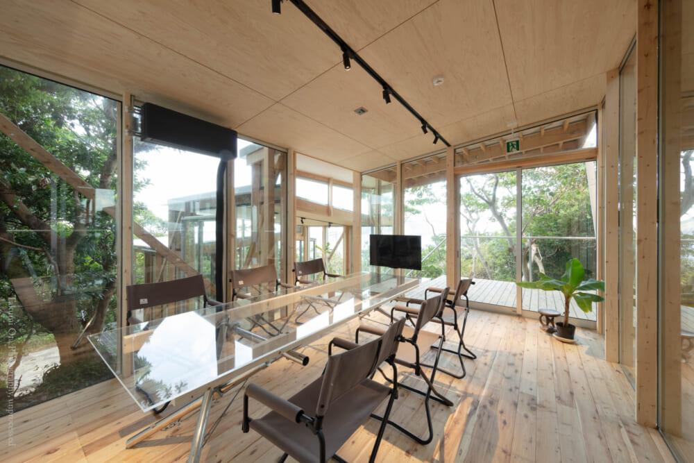 island office inside