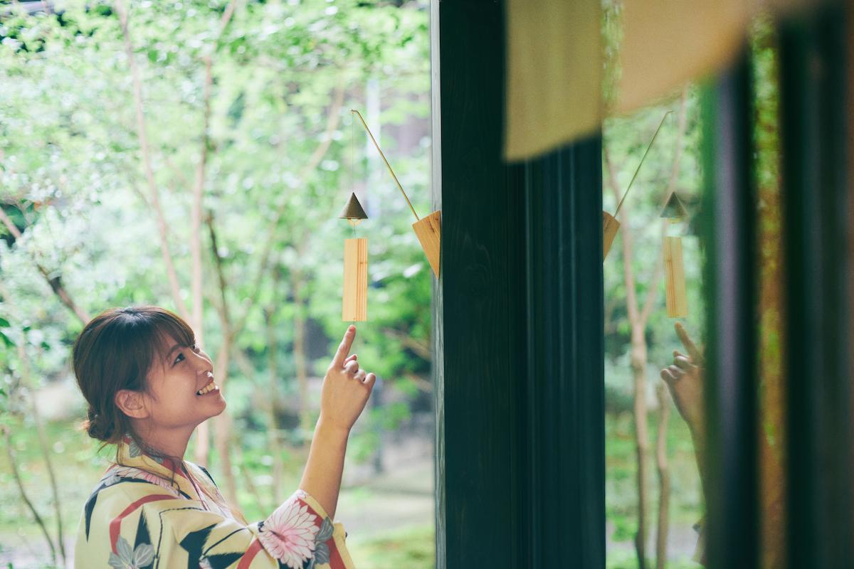 熊本県の温泉街「黒川温泉」が7月1日から8月31日まで「黒川温泉 湯涼み」を開催