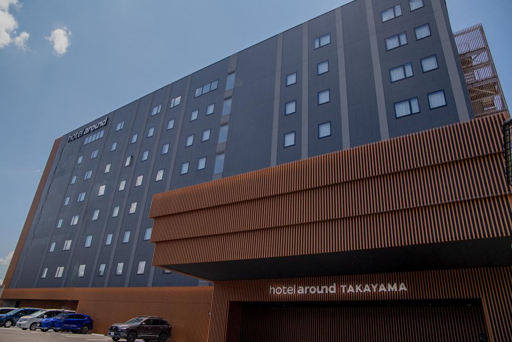 hotel around TAKAYAMA外観