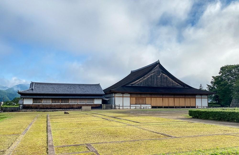 駅と城下町をつなぐ!サイクリングコース/篠山城 三の丸跡