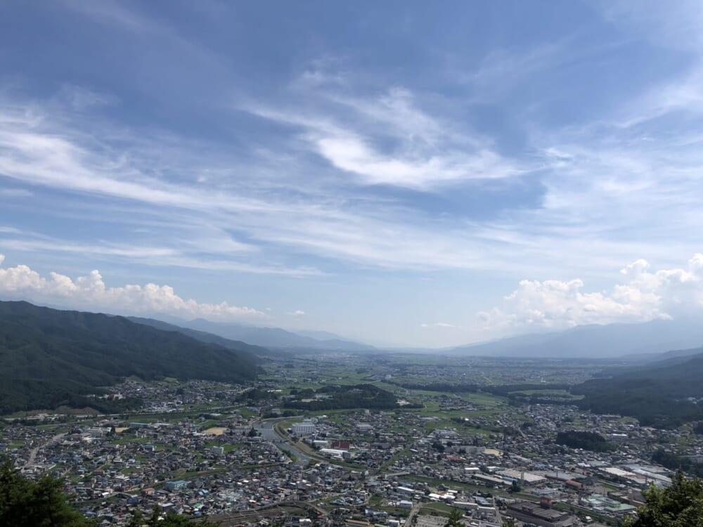 辰野町-街並み