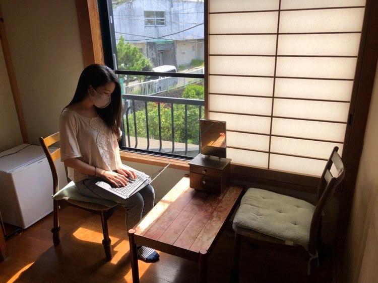 haruna-san-workation